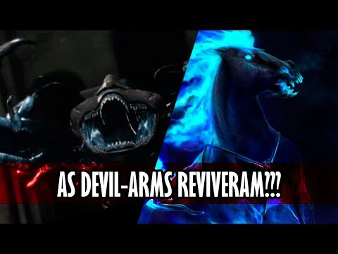 Novos chefes revelados! (SPOILERS) | Devil May Cry 5 thumbnail