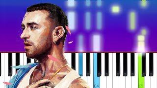 Download Sam Smith - Kids Again | Piano Tutorial