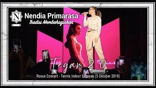 Gambar cover Konser Musik Rossa Tegar 2.0 | Nendia Primarasa