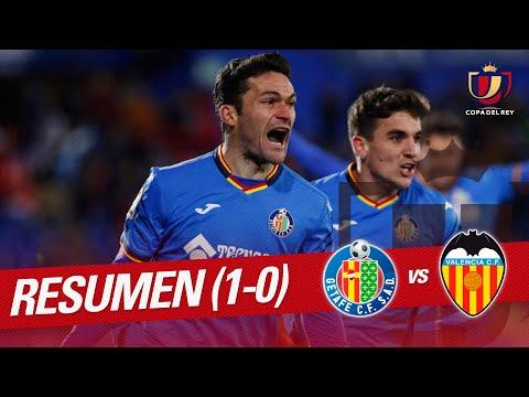 Resumen de Getafe CF vs Valencia CF (1-0)