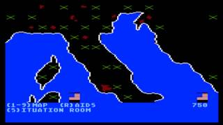 U.S.A.A.F. - United States Army Air Force for the Atari 8-bit family