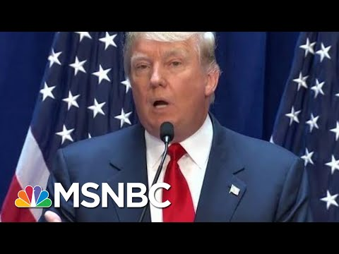 Joy Reid: Donald Trump Wants To Be Part Of 'The Elite Circle' But Never Will Be | Deadline | MSNBC
