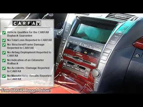 2008 lexus ls 460 atlanta luxury motors duluth ga for Atlanta luxury motors duluth