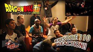 Dragon Ball Super Ep. 110 REACTION + Predictions!! |