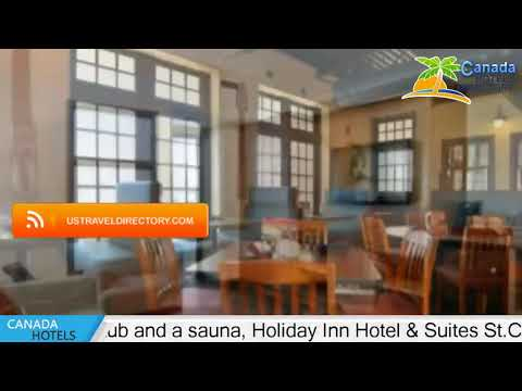 Holiday Inn Hotel & Suites St.Catharines-Niagara - Saint Catharines Hotels, Canada