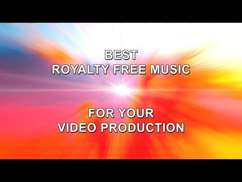 The Best Royalty Free Music for Your Video Production