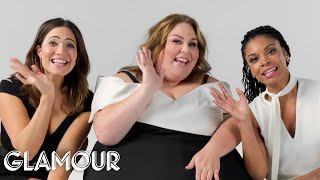 'This Is Us' Cast Discuss Their Most Memorable Scenes | Glamour