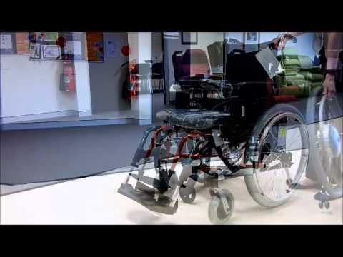 Manual wheelchairs: Power add-on options - what's new?