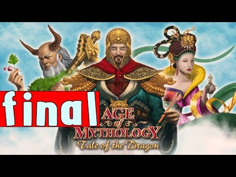 Age of Mythology EX: Tale of the Dragon - Walkthrough - Final Part 9 - Yin and Yang | Ending (HD)