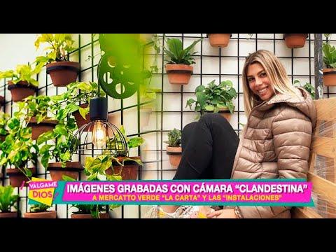 Exclusiva: Cámara clandestina ingresa al restaurante de Alondra García Miró - Válgame Dios