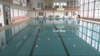 Vypustili bazény