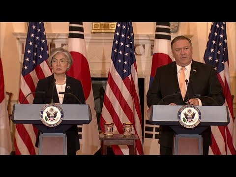 U.S. - Republic of Korea Joint Press Availability