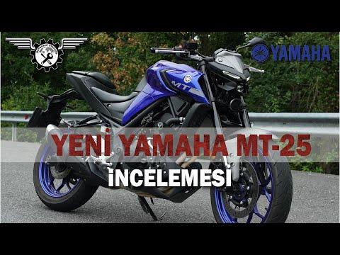 Yamaha MT 25 İncelemesi | 2020