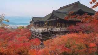Tommy Lee Jones: the latest TV commercial in Japan, beautiful Kyoto...
