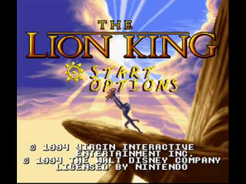 Lion King SNES Music - Under the Stars