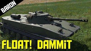 Amphibious Tank, Can