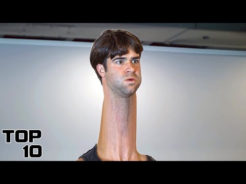 Top 10 Biggest Human Body Parts