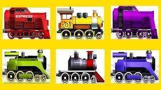Мультик про поезд все серии подряд 15 мин. Мультфильмы для детей. Гонки поездов. Мультик поезд.