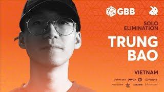 TRUNG BAO | Grand Beatbox Battle 2019 | Solo Elimination