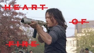 Daryl Dixon | Heart of Fire      (works for pc ...sorry!)