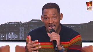 Gemini Man | full press conference with Will Smith & Ang Lee (2019)
