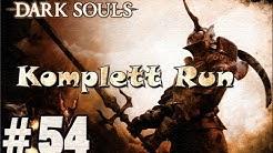 ➪ Dark Souls - Komplett Run Episode 54 - alle Bosswaffen bis auf Gwyns und die Schmiede