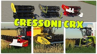 "[""BEAST"", ""Simulators"", ""Review"", ""FarmingSimulator19"", ""FS19"", ""FS19ModReview"", ""FS19ModsReview"", ""fs19 mods"", ""fs19 new mods"", ""Cressoni CRX"", ""fs19 headers"", ""fs19 cutter""]"