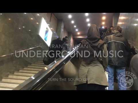 Metro Musicians, Tehran, Iran