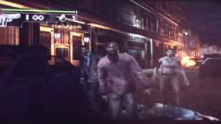 Shooting Zombies in Resident Evil; Umbralla Chronicles