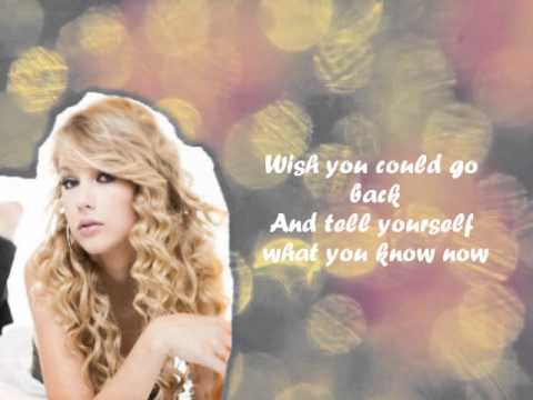 Fifteen-Taylor Swift (Lyrics)