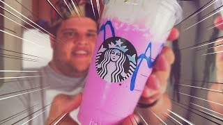 MILKSHAKE UNICORNIO DO STARBUCKS ‹ EduKof ›