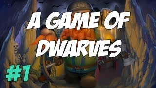 Let's Play A Game of Dwarves: Part 1 - The Story