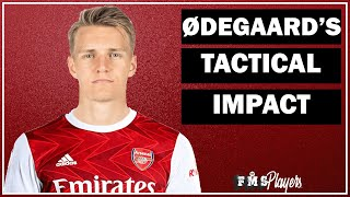 What Does Odegaard Bring To Arsenal | Odegaard's Potential Tactical Impact |