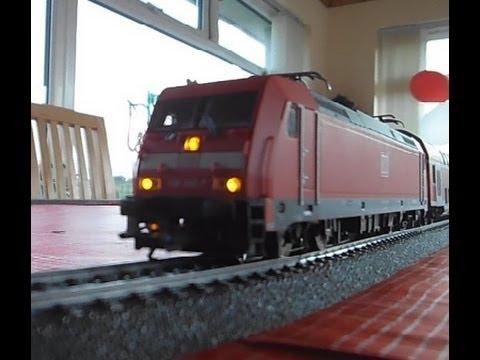 Märklin 29478 Regional Express Unboxing & Review  (Full Video)