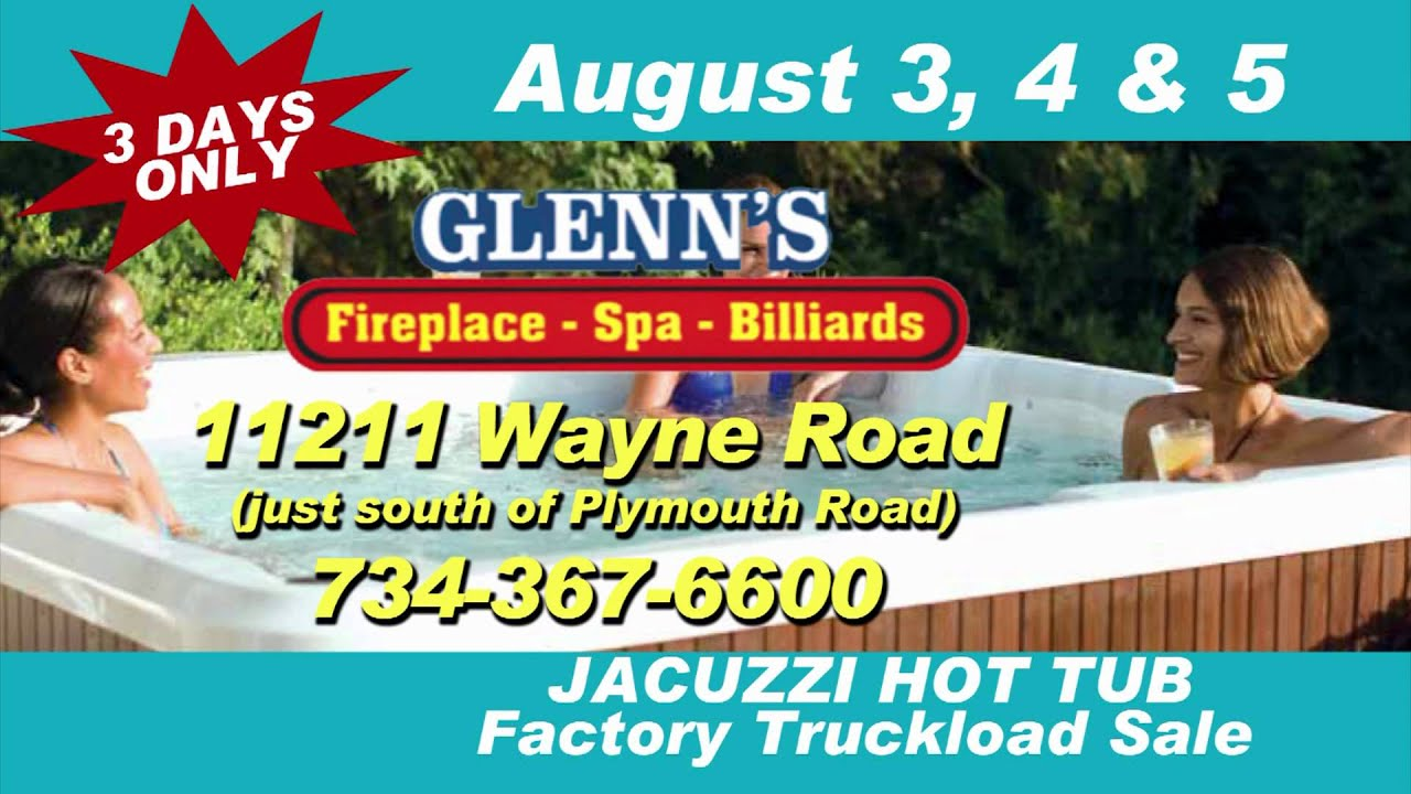 Glenns Fireplace And Spa Truckload