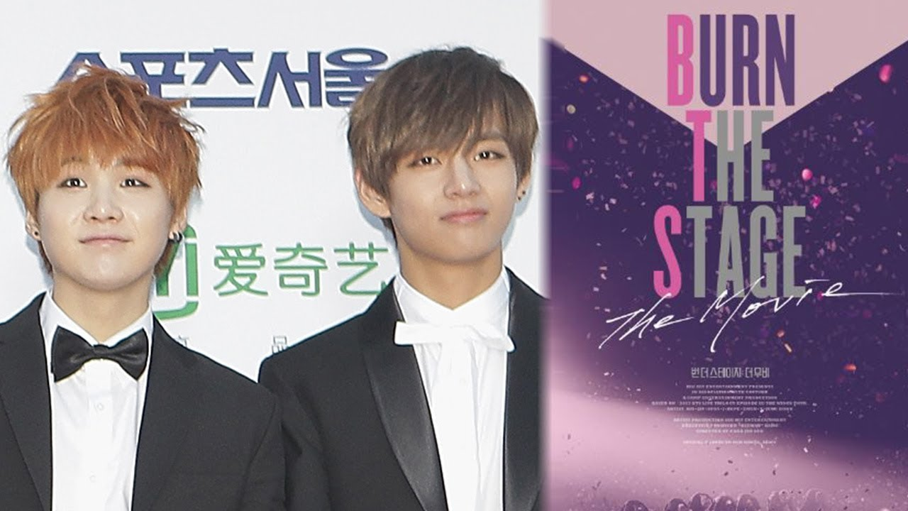 BTS Releasing FIRST Feature Film 'Burn the Stage' About Huge Milestones