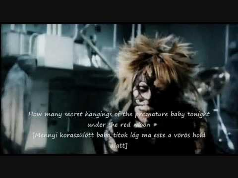 Dir en Grey Obscure Eng and Hun sub