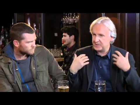 YouTube   Interview with James Cameron and Sam Worthington