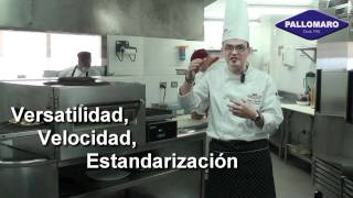 Horno De Cadena En Pizzería De Hotel Tequendama, Pallomaro Colombia
