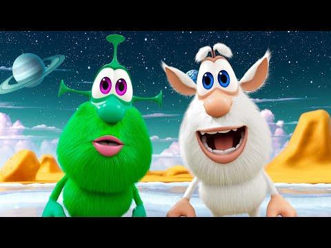 Буба 🧀🪐 Сырная планета 🚀👽 Серия 74 - Весёлые мультики для детей - БУБА МультТВ