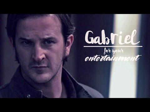 Supernatural || Gabriel || For Your Entertainment