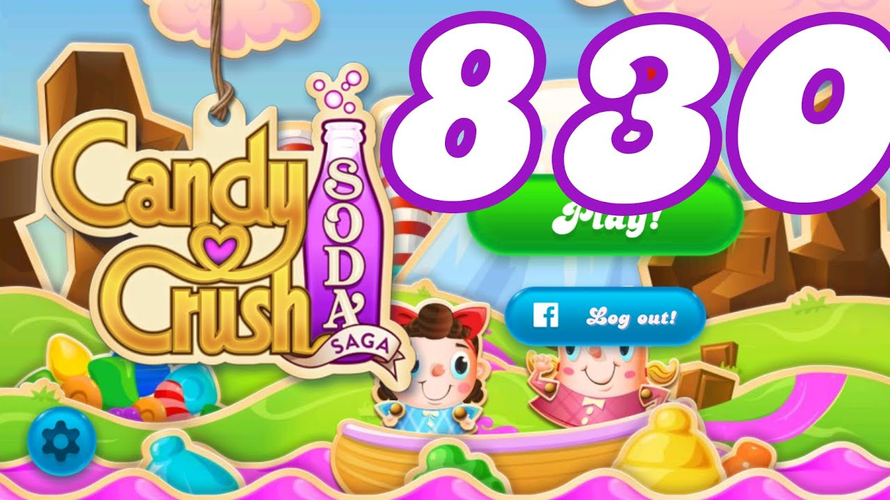 Candy Crush Sofa Recliner Bed Sectional Soda Saga Level 830 No Boosters Youtube