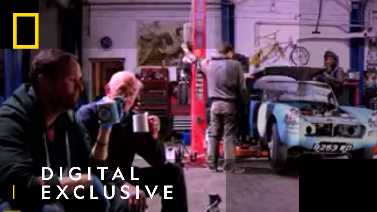 New Car S O On National Geographic Channel
