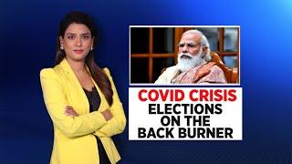 Covid Crisis: Elections On The Back Burner | News360 with Shivani Gupta | CNN News18