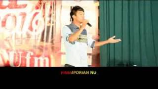 PONINDUALAN MONTOK DOHO-by Frederick Julius (Original-Karaoke )