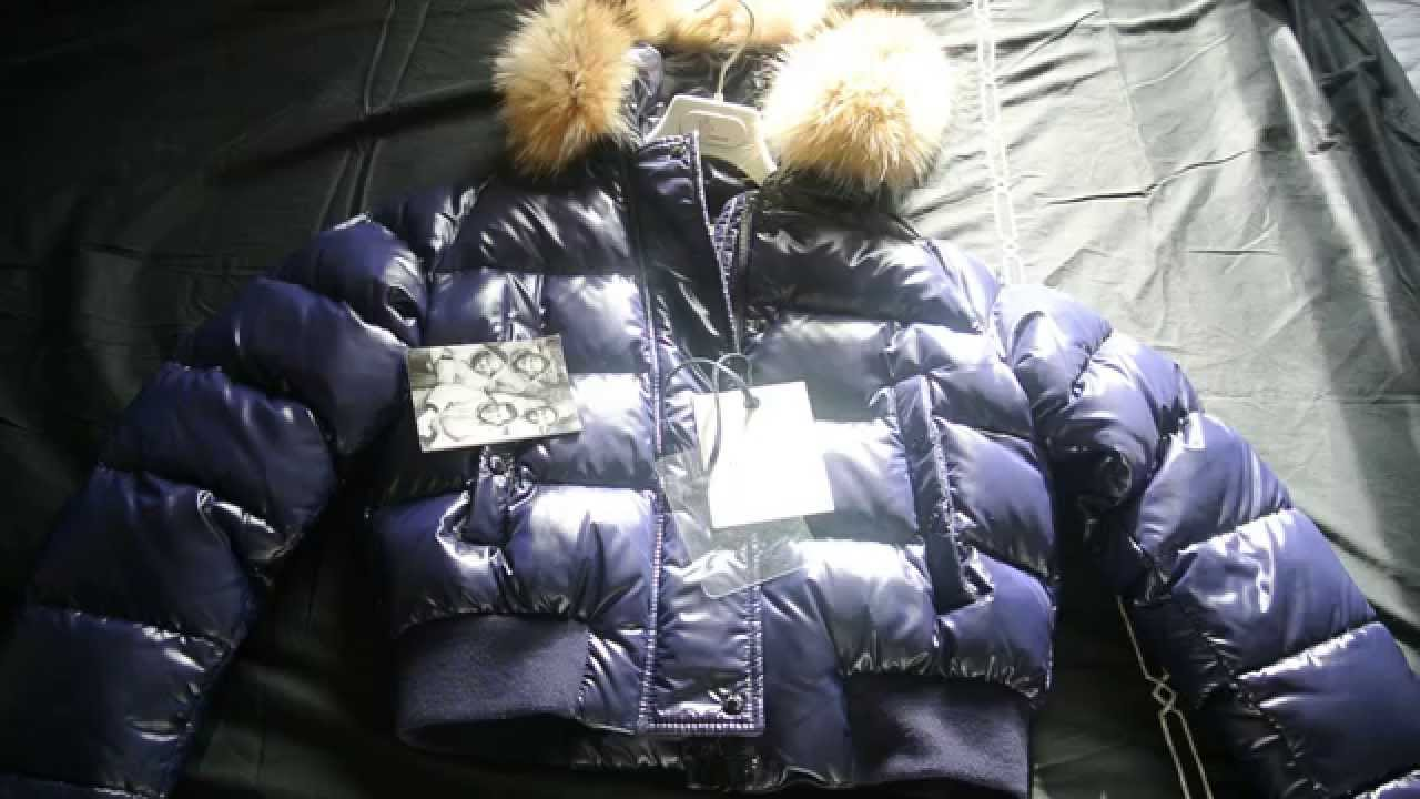 Womens Moncler Alpin Ski Jacket Racoon Fur PLUS Tips on How to Spot a Fake - YouTube
