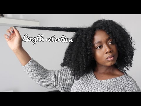Natural Hair   Tips on how to retain length during your Natural Hair Journey