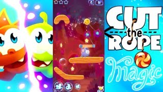 Cut the Rope: Magic | Nivel 3-20