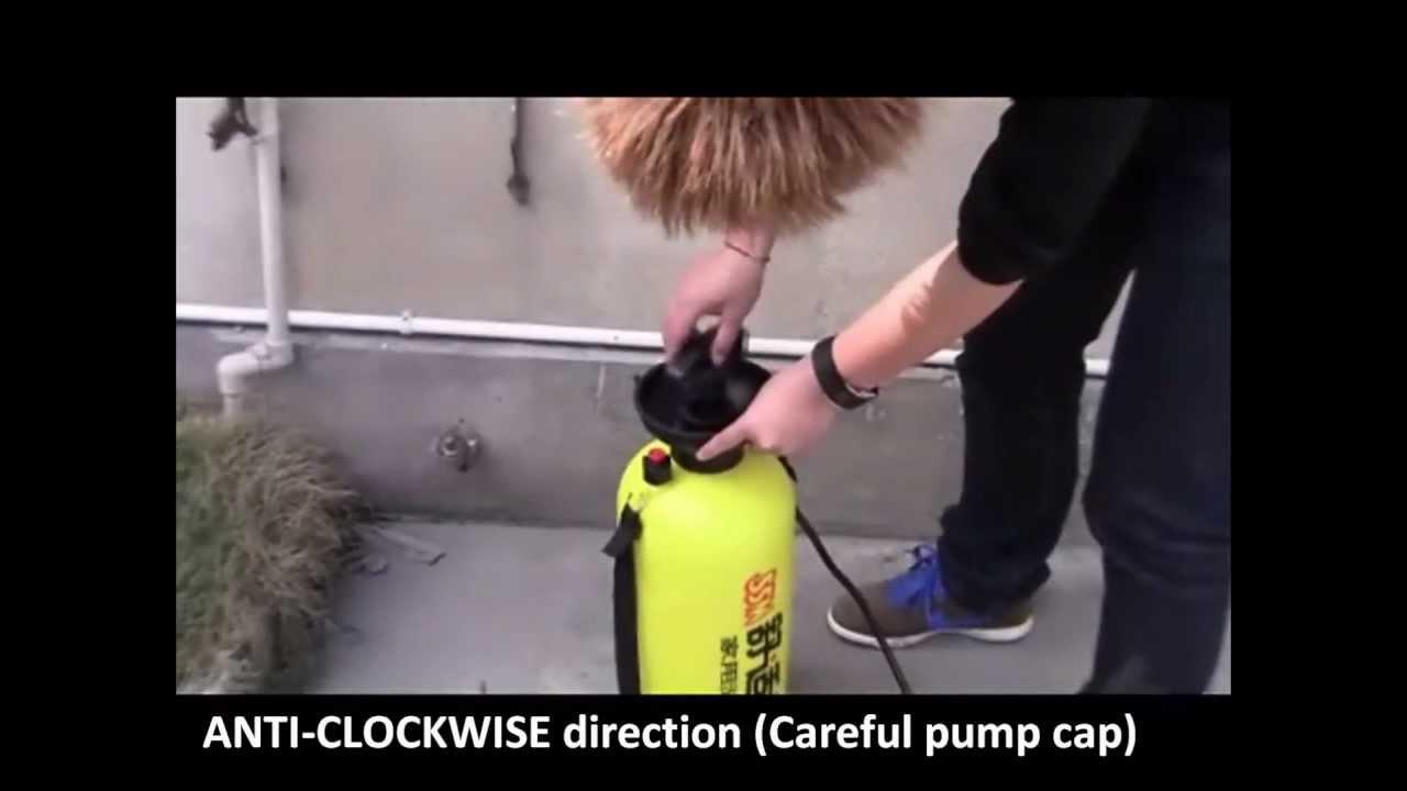 Grande Portable Car Wash Kit Youtube