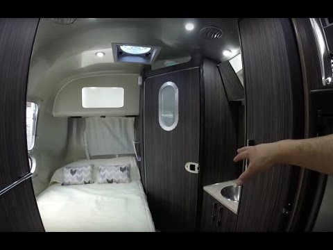 2017 Airstream Model Year Improvements International Signature 23D